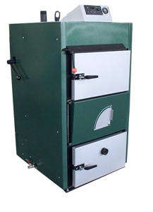 Picture of BioMass Gasification Boiler