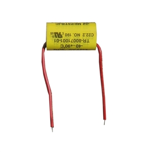 Picture of Capacitor - 6mF 450V