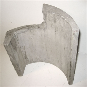 Picture of Refractory, BioMass 60/80 Front Right