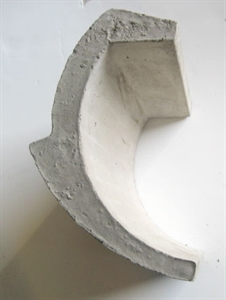 Picture of Refractory, BioMass 25/40 Lower Left and 60/80 Back Left