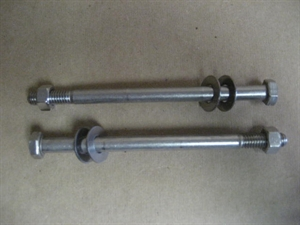 Picture of Bolt set with nut and washers
